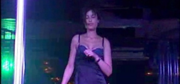 Sara Tommasi all'Eros Adriatica