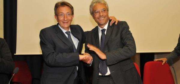 Gianni Chiodi e Massimo Cialente