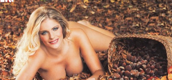 Francesca Cipriani Calendatio Nuda