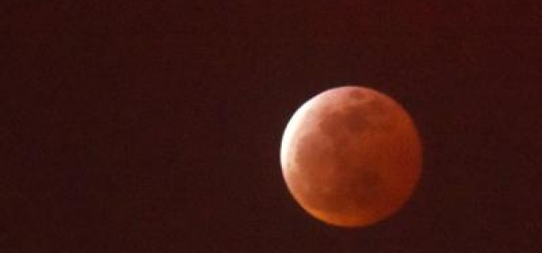 Blood Moon, Luna di Sangue