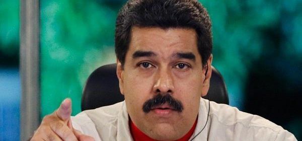 Il Presidente Nicolas Maduro - foto da Twitter