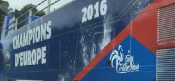 Pullman France, Champions D'Europe 2016