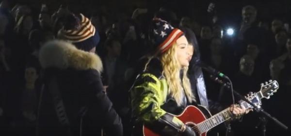 Madonna Improvvisa Concerto A Manhattan