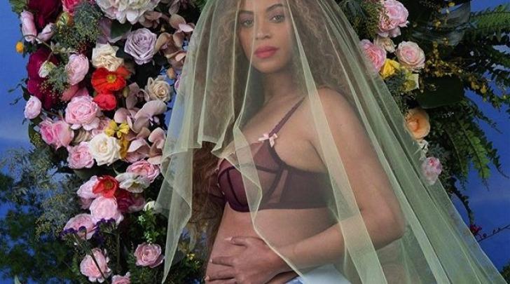 Beyoncè incinta
